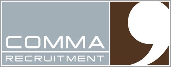 Comma Recruitment logo