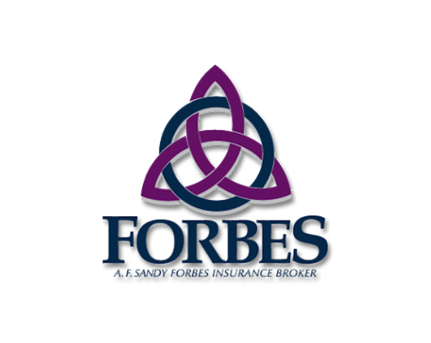 A. F. Sandy Forbes Insurance Broker logo