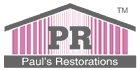Paul's Restorations logo