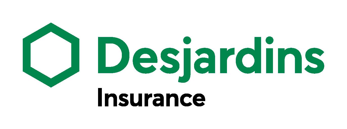 Angie Degroot, Desjardins Insurance logo