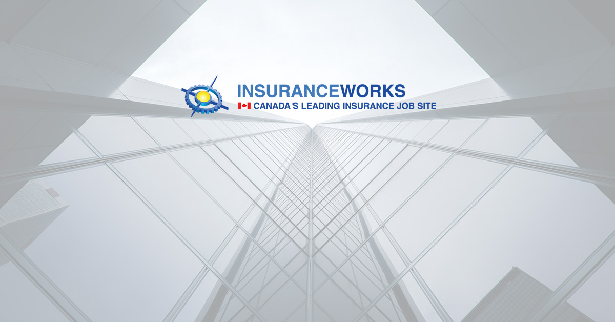 Insurance Jobs In Mississauga Insurance Works